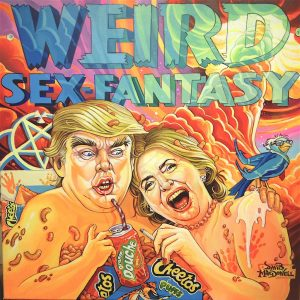 Weird Sex Fantasy by Dave MacDowell