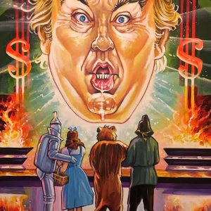 The Wizard of Odd by Dave MacDowell