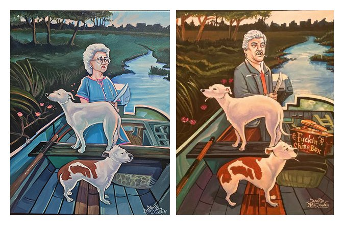 goodfellas-both by Dave MacDowell