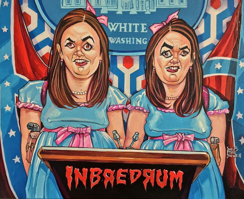 INBREDRUM! by Dave MacDowell