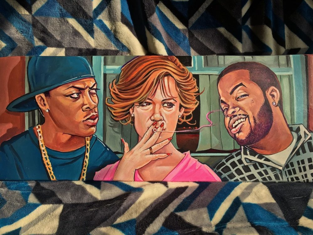 Puff Puff Princess by Dave MacDowell