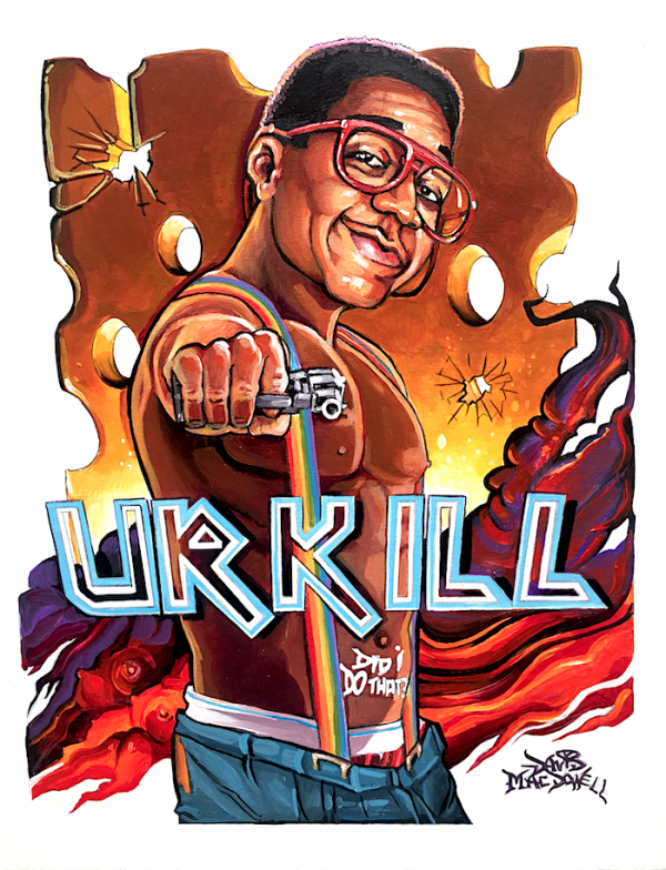 URKILL by Dave MacDowell