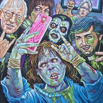 The Narcissist by Dave MacDowell