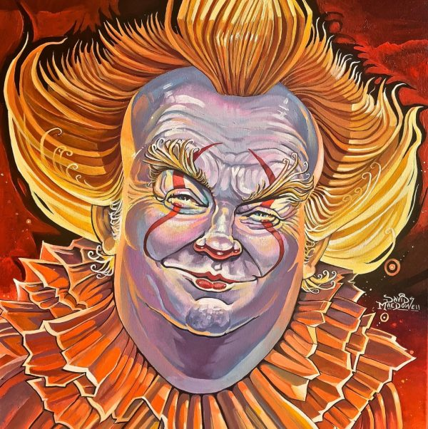 SHIT! by Dave MacDowell