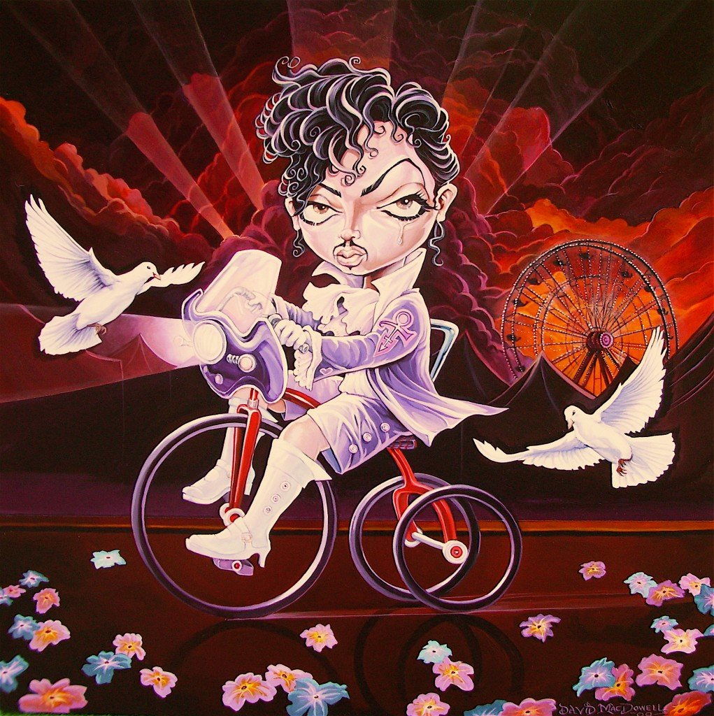 The Little Prince by Dave MacDowell