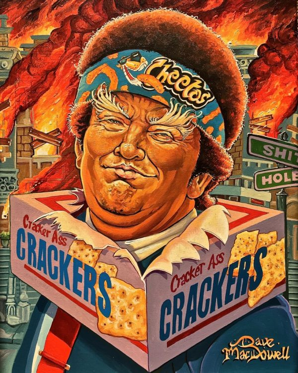 Cracker Ass Cracker! by Dave MacDowell