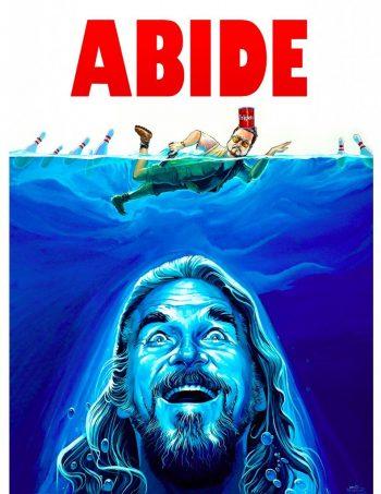 Abide Print by Dave MacDowell
