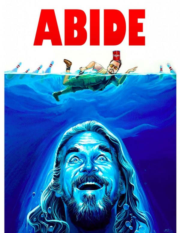 Abide Print by Dave MacDowell