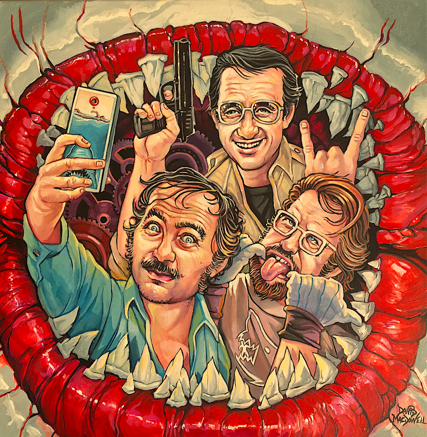 Smile, You Son of a Bitch! by Dave MacDowell