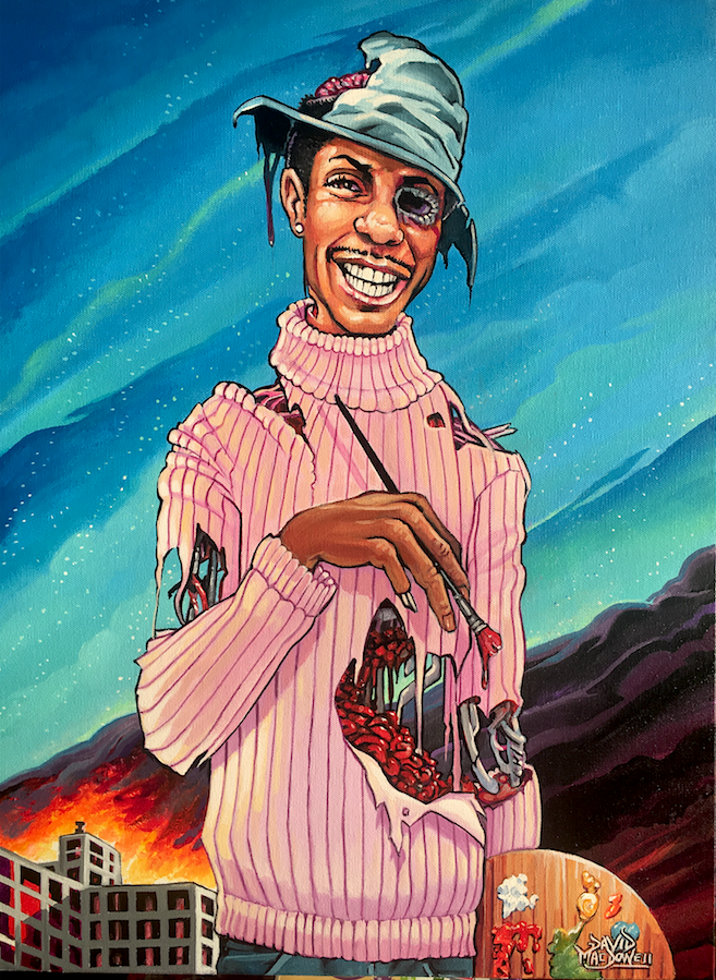 Jimmy Walker by Dave MacDowell
