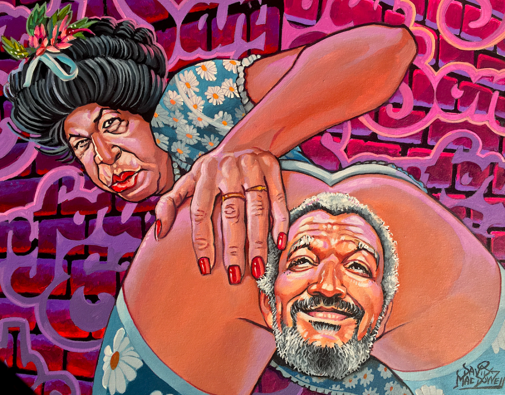 Watch It, Sucka! by Dave MacDowell