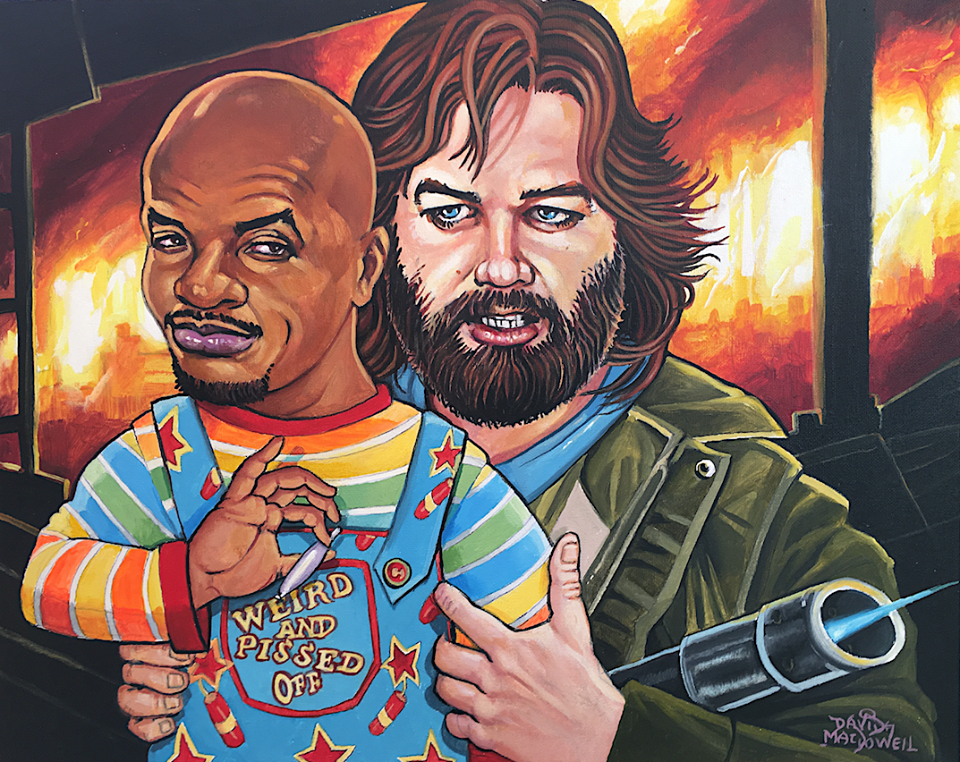 Child's Play by Dave MacDowell