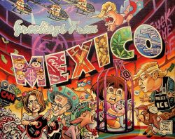 Borderline Insanity! by Dave MacDowell