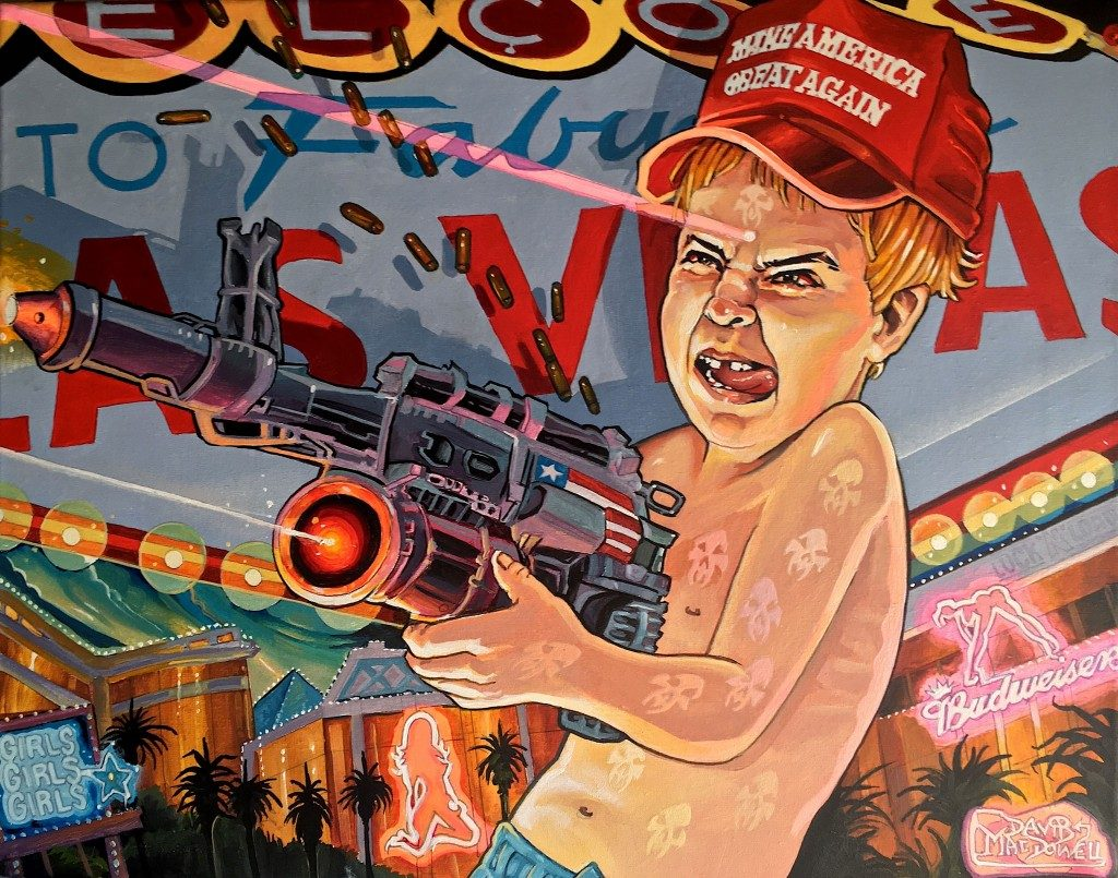 From My Cold Dead Hands by Dave MacDowell