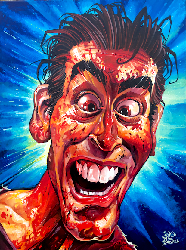 Groovy! by Dave MacDowell