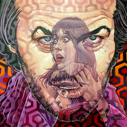 Wendy My Darling by Dave MacDowell