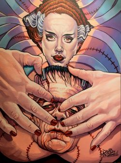 Feed My Frankenstein by Dave MacDowell