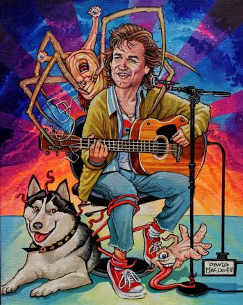 Kurt Russell Cobain