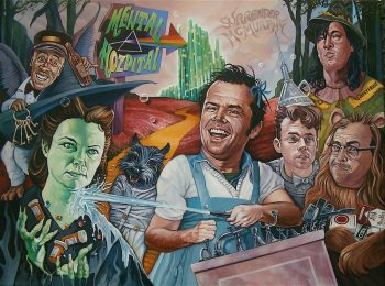 One Flew Over The Rainbow by Dave MacDowell