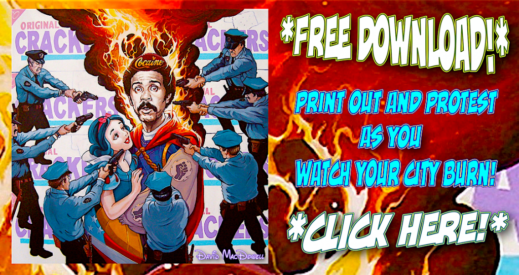 Download Pryor On Fire by Dave MacDowell For Free!